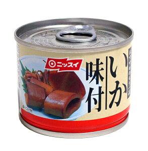 【キャッシュレス5%還元】ニッスイ いか味付130g【イージャパンモール】