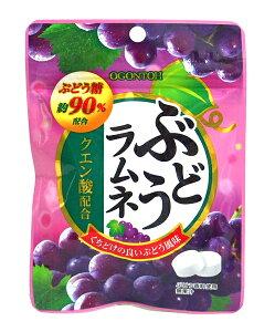 ★まとめ買い★ 黄金糖 ぶどうラムネ30g ×10個【イージャパンモール】