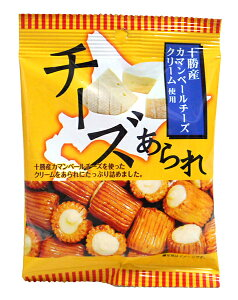 ★まとめ買い★ きらら 十勝カマンベールチーズあられ38g ×10個【イージャパンモール】