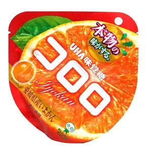 【ポイント最大21倍★1/25】【キャッシュレス5%還元】UHA味覚糖 コロロいよかん40g【イージャパンモール】