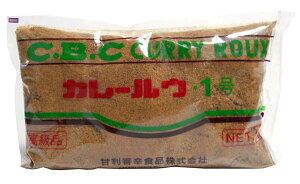 ★まとめ買い★ CBC カレールウ1号 1Kg ×12個【イージャパンモール】