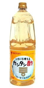 ミツカン カンタン酢 PET 1.8L【イージャパンモール】