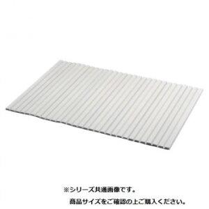 【送料無料】パール金属 シンプルピュア シャッター式風呂ふたL16 75×160cm アイボリー HB-3155【生活雑貨館】