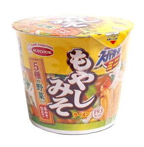 エースコック スーパーカップミニもやしみそラーメン51g【イージャパンモール】