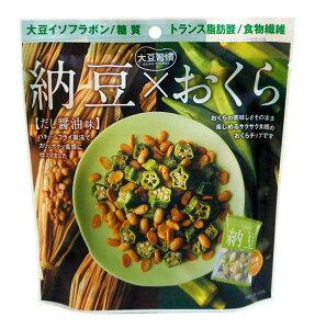 MDホールディングス 大豆習慣納豆×おくらだし醤油味6袋【イージャパンモール】