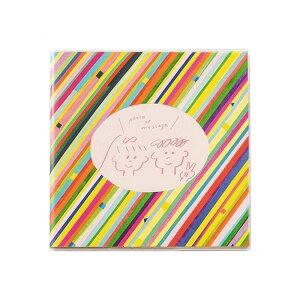 【送料無料】AIUEO GIFT ALBUM ギフトアルバム Colorful AAG-03【生活雑貨館】