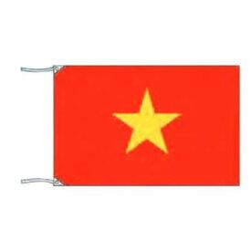 【送料無料】テトロン製旗(単体) ベトナム 70×105cm 051017002【生活雑貨館】