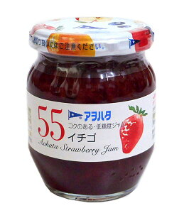 ★まとめ買い★ アヲハタ 55イチゴ250g ×6個【イージャパンモール】