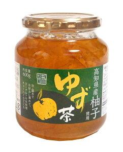 ★まとめ買い★ グリーンウッド ゆず茶600g ×12個【イージャパンモール】