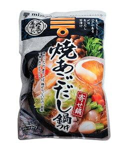 ミツカン 〆まで美味しい焼あごだし鍋つゆ750g【イージャパンモール】