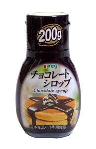 【送料無料】★まとめ買い★ カンピー チョコレートシロップ200g ×6個【イージャパンモール】