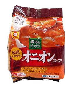 マルチャン素材のチカラ国産オニオンスープ5食【イージャパンモール】