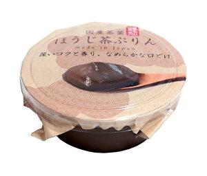 【送料無料】★まとめ買い★ つるや ほうじ茶ぷりん1個 ×30個【イージャパンモール】