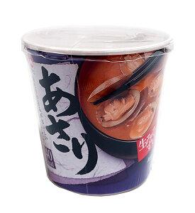★まとめ買い★ 旭松カップ生みそずい あさり汁 ×6個【イージャパンモール】