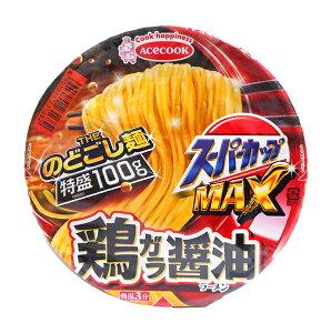 ★まとめ買い★ エースコック スーパーカップMAXしょうゆラーメン ×12個【イージャパンモール】