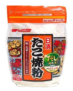 ★まとめ買い★ 日清フーズ たこ焼粉500g ×12個【イージャパンモール】