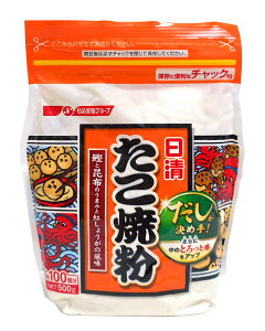 【送料無料】★まとめ買い★ 日清フーズ たこ焼粉500g ×12個【イージャパンモール】