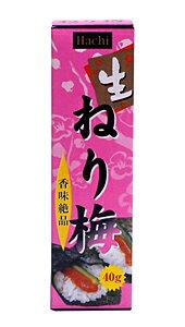 【送料無料】★まとめ買い★ ハチ食品 生ねり梅 40g ×20個【イージャパンモール】