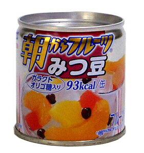 ★まとめ買い★ ハゴロモ 朝からフルーツみつ豆 M2缶 ×24個【イージャパンモール】
