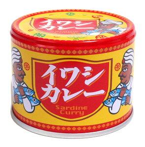 【送料無料】★まとめ買い★ 信田缶詰 イワシカレー190g ×24個【イージャパンモール】