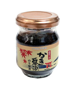 アサムラサキ かき醤油のり佃煮 80g【イージャパンモール】