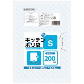 キッチンポリ袋LD/L100枚【返品・交換・キャンセル不可】【イージャパンモール】