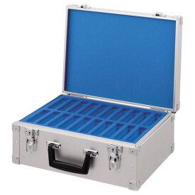 ライオン事務器 カートリッジトランク 3480カートリッジ 20巻収納 カギ付 1個
