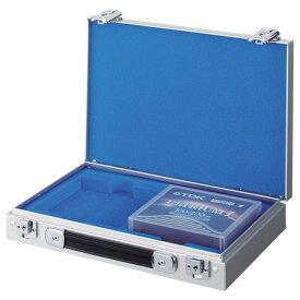 ライオン事務器 カートリッジトランク LTOカートリッジ 2巻収納 カギ付 1個