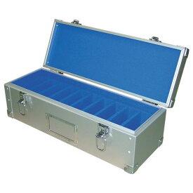 ライオン事務器 カートリッジトランク LTOカートリッジ 10巻収納 カギ付 1個