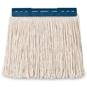 【送料無料】【法人(会社・企業)様限定】テラモト FXモップ替糸(J) 24cm 260g ブルー 1枚