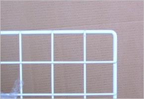 WAKI メッシュパネル50〈ホワイト〉450×600mm  EMP110【ホームセンター・DIY館】