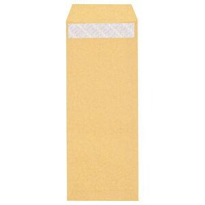 PEACE R40再生紙クラフト封筒 テープのり付 長40 70g/m2 〒枠あり 業パ 1箱(1000枚)