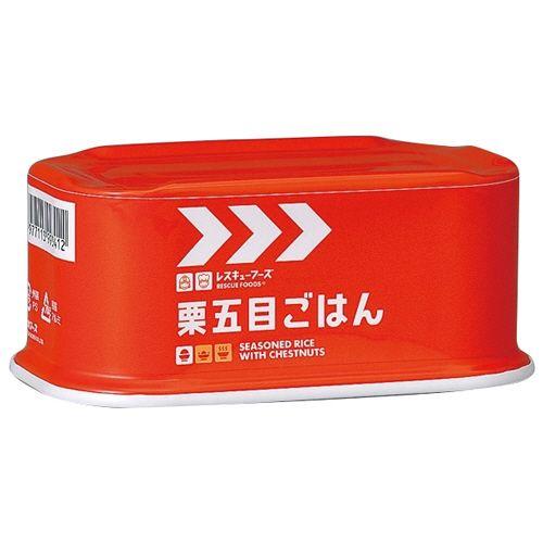 ホリカフーズ レスキューフーズ 栗五目ごはん 200g 1セット(24缶)