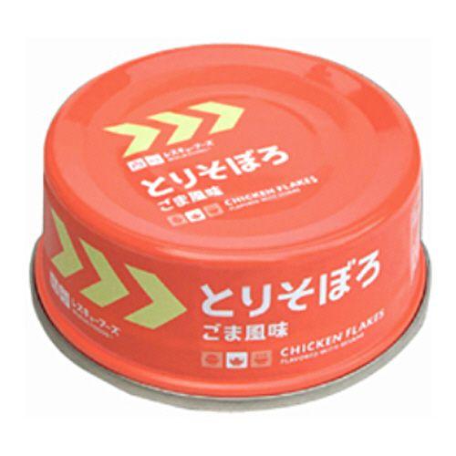 ホリカフーズ レスキューフーズ とりそぼろ 70g 1セット(24缶)
