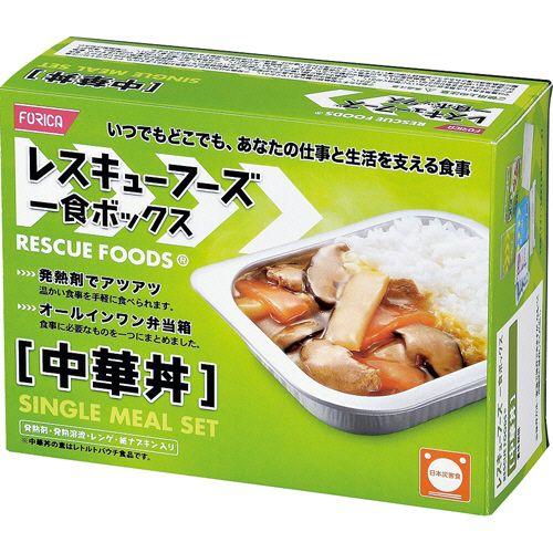 ホリカフーズ レスキューフーズ 一食ボックス 中華丼 1セット(12食)
