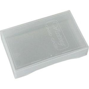 ジャストコーポレーション 名刺PPケース 小 100枚収容 クリア 1箱(10個)