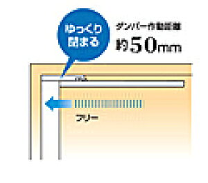 引き戸用ソフトクローズ【ホームセンター・DIY館】