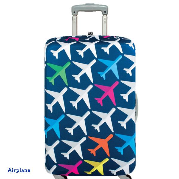 LOQI luggage cover ローキー ラッゲージカバー Mサイズ airport