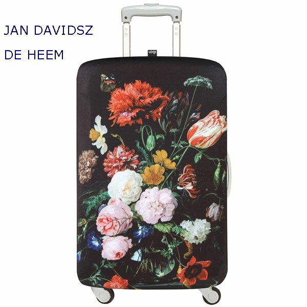 LOQI luggage cover ローキー ラッゲージカバー Lサイズ JAN DAVIDSZ DE HEEM
