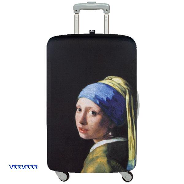 LOQI luggage cover ローキー ラッゲージカバー Sサイズ Vermeer