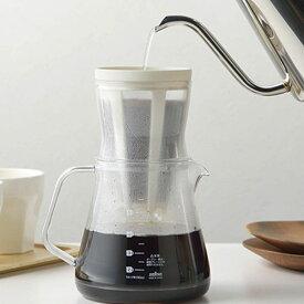 日本製コーヒーサーバーストロン 2Wayドリッパーセット