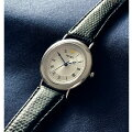 宮内庁御用賜村松時計店純銀腕時計