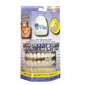 部分付け歯 審美歯 義歯 つけ歯 仮歯 部分歯 虫歯 すきっ歯 送料無料【インスタントスマイル テンポラリートゥース リプレースメントキット(2個セット)(NEW)】【送料無料】【ポイント 倍〜10倍】3色セット sl