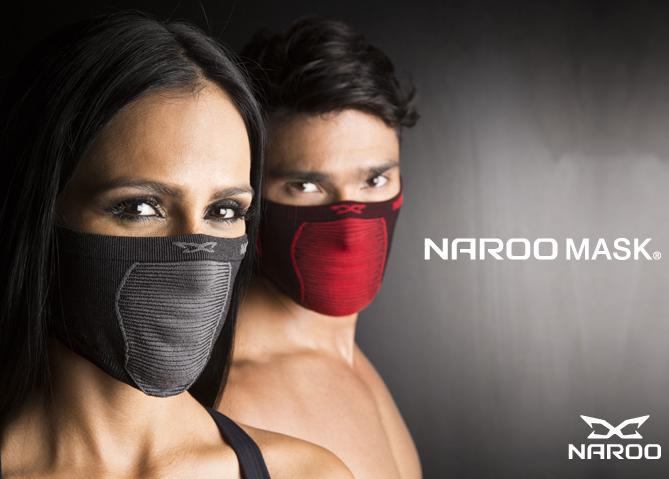 【お買い物マラソン】Naroo Mask X5sスポーツ用フェイスマスク 日焼け予防 UVカット 暴風、スギ・ヒノキ花粉症 防寒 夏用 自転車用 紫外線対策 虫除け 自転車ウエア スポーツマスク