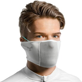 NAROO MASK F1s 接触冷感素材で夏用ダブルフィルターリングマスク 前後2面フィルター搭載のスポーツマスク 呼吸がしやすくランニング マラソン フィットネスクラブでエチケットマスクとしてのフィルター及びホコリや花粉をブロックするフィルターを搭載