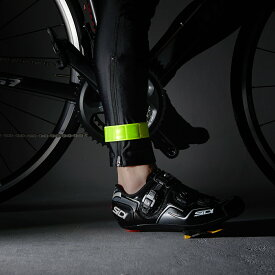 apt'反射裾バンド サイクリング ランニング ジョギング 登山用 リフレクター 自転車 黄色