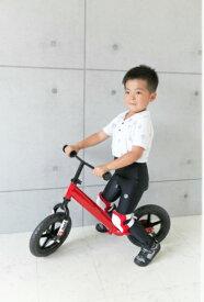 apt'キッズ こども向け ランバイク用 パッド付きサイクルパンツ ランバイクレーサー用 膝プロテクターを着用して公式戦で使える!