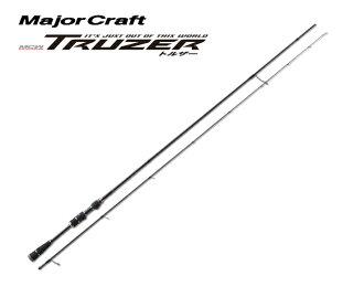 主流的选秀Major Craft toruza 2枚鱼竿#TZS-S752UL岩鱼