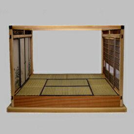 和室キット(NEW) 日本家屋 和風  ミニチュア ドールハウス キット
