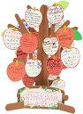 【在庫処分特価】【アルタ】 メッセージツリー色紙 AR0819013 リンゴ レッド